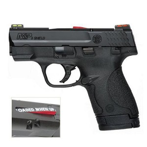 Smith & Wesson M&P9 Shield 9mm Fos Ca Legal
