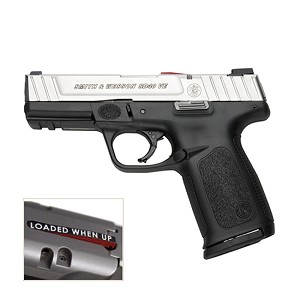 Smith & Wesson Sd40ve 40sw 4 10rd Ca Compliant