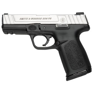 Smith & Wesson Sd9ve 9mm 4 Ss 10rd Blk Poly