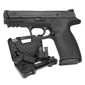 Smith & Wesson M&P40 40sw Range Kit 3 10rd Poly Ma Compliant