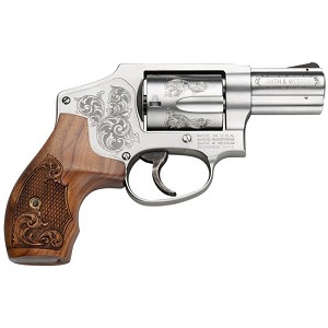 Smith & Wesson 640 357mag 2 1/8 Ss Engraved