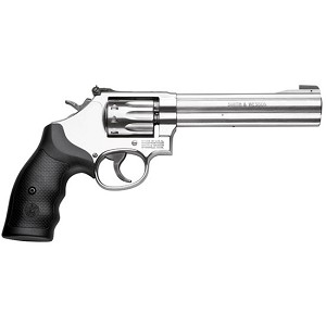 Smith & Wesson 617 22lr 6 Ss K-22 Masterpiece 10rd St Tt