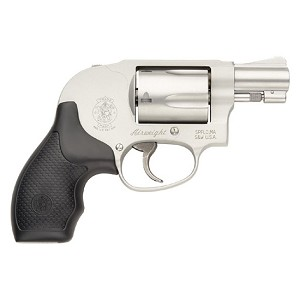 Smith & Wesson 638 Airweight 38spl+p 1 7/8 Shrouded Hammer