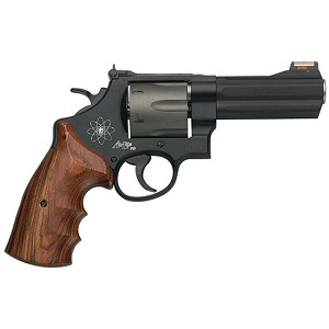 Smith & Wesson 329pd 44mag Scandium 4 Black