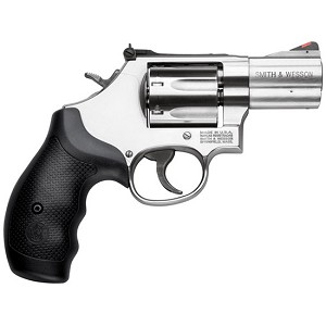 Smith & Wesson 686+ 357mag 2.5 7rd Ss Rb Sg Ct Rr Dt As Il