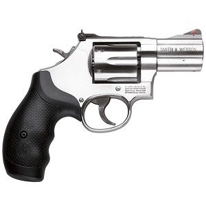 Smith & Wesson 686 357mag 2.5 Ss Rb Sg Ct Rr Dt As Il