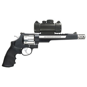 Smith & Wesson 629 Hunter 44mag 7.5 6rd Duo Red Dot