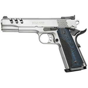 Smith & Wesson 1911 45acp 5 Ss G10 Custom 8rd