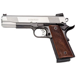 Smith & Wesson 1911 45acp 5 8rd Pro Series
