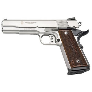 Smith & Wesson 1911 9mm 5 10rd Pro Series