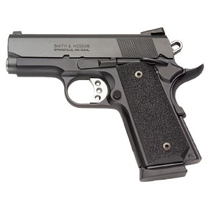 Smith & Wesson 1911 45acp 3 Compact 7rd