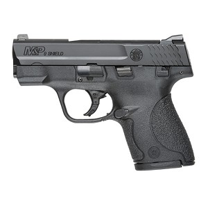S&W M&P Shield 40sw 3.1 Blk Polymer 6&7rd