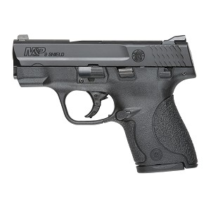 Smith & Wesson M&P Shield 9mm 3.1 Blk Polymer 7&8rd