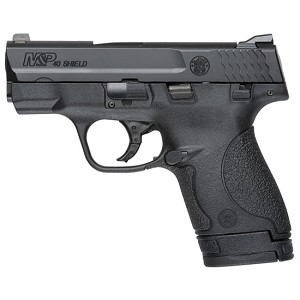 Smith & Wesson M&P Shield 40sw 3.1 Blk Poly 6&7rd Ma Legal