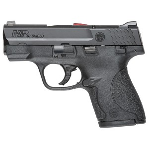 Smith & Wesson M&P Shield 40sw 3.1 Blk Poly 6&7rd Ca Legal