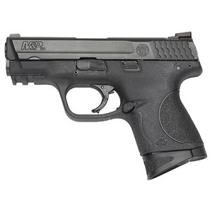 Smith & Wesson M&P9c Compact 9mm 3.5 12rd