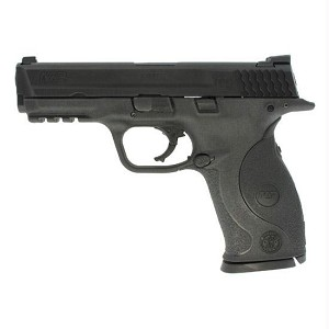 Smith & Wesson M&P9 9mm 4.25 17rd Lasergrips