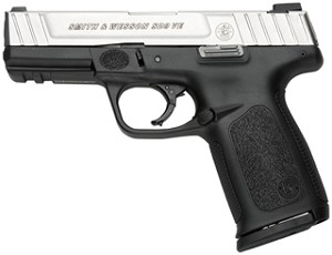 Smith & Wesson Sd9ve 9mm 4 16rd Ss Blk Poly