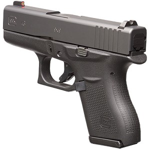 Glock Talo 43 9mm 6rd Ameriglo Ns Us Made
