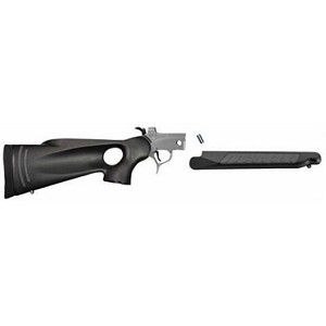 Thompson Center Prohunter Rifle Frame SS Blk Syn Thumbhole
