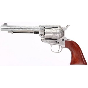 Taylor Firearms Uberti 1873 Cattleman 357mag Floral Engraved