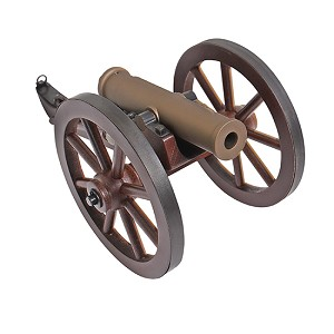 Traditions Mountain Howitzer 50cal 6.75 Cannon Bronz