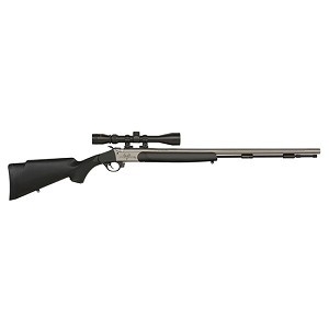 Traditions Pursuit G4 Ul 50cal 26 Blk Syn Ns Cerakote
