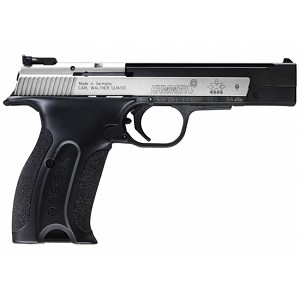 Walther X-esse Short 22lr 115mm 10rd