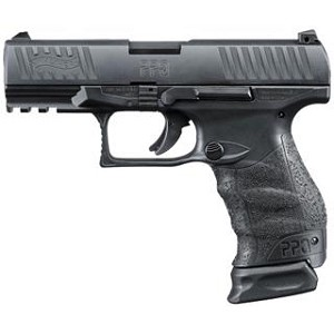 Walther Ppq M2 Navy Sd 9mm 4 15rd & 17rd