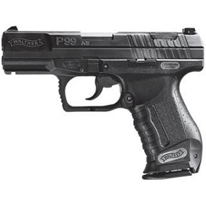 Walther P99 As 9mm 4 15rd