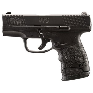 Walther Pps M2 9mm 3.18 Black 6 & 7rd