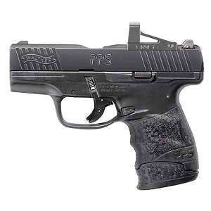 Walther Pps M2 9mm Rmsc Shield Optic Co Witness