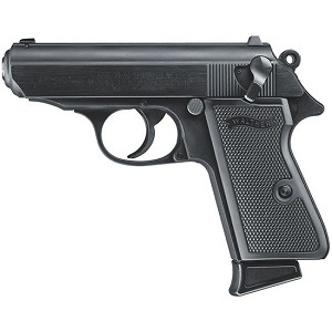 Walther Ppk/s 22lr 3.35 Blk