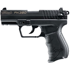 Walther Pk380 380acp 8rd 3.66 Blk