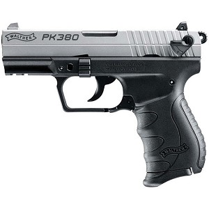 Walther Pk380 380acp 8rd 3.66 Nkl