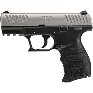 Walther Ccp 9mm 3.54 Ss 8rd