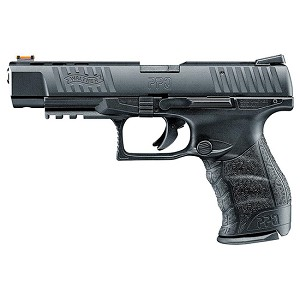 Walther Ppq M2 22lr 5 Blk W/ Fo Front Sight 10rd