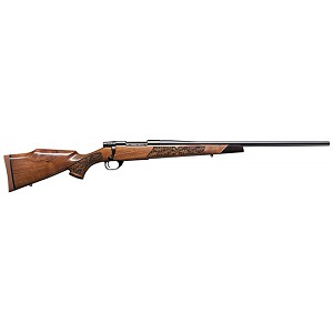 Weatherby Lazerguard 308win 24 Gloss Aa Walnut/gls