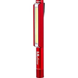 NEBO LIL LARRY RED POWER POCKET LIGHT