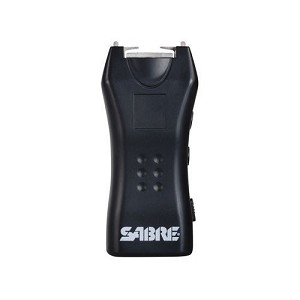 SABRE SELF DEFENSE STUN GUN - 600,000 VOLTS