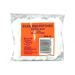 SOUTHERN BLOOMER CLEANING PATCHES, 22 CAL