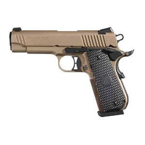Sig Sauer 1911 Trad Enhanced Scorpion 45acp Fde Ns