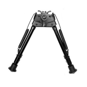 TAC SHIELD PIVOTING BIPOD, 9 - 13 INCHES