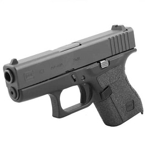 TALON GRIPS, GRANULATE FOR GLOCK 43