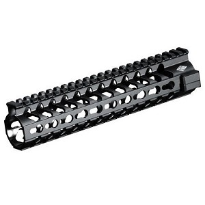 YANKEE HILL MACHINE SLK KEYMOD HANDGUARD, MID LENGTH